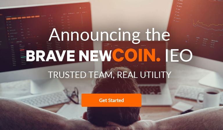 Brave New Coin IEO